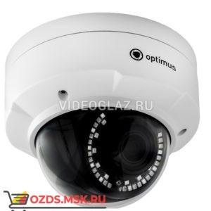 Optimus IP-P048.0(4x)E: Купольная IP-камера