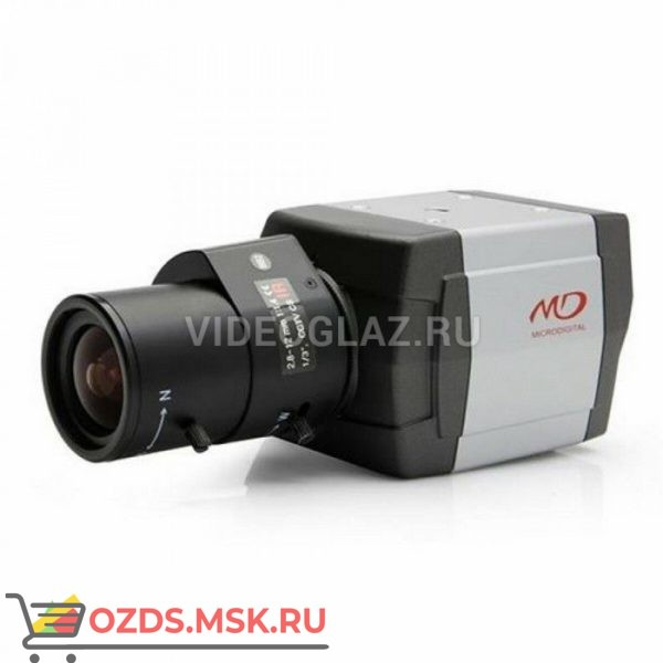 MicroDigital MDC-AH4240CTD: Видеокамера AHDTVICVICVBS