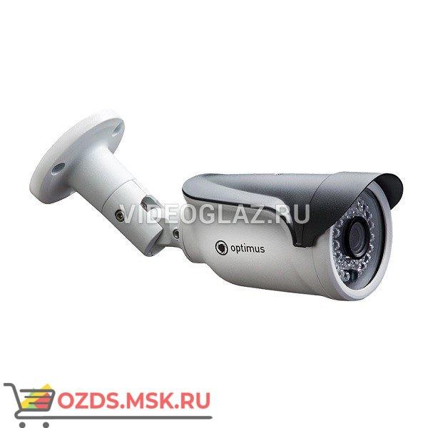 Optimus AHD-H012.1(2.8)E: Видеокамера AHDTVICVICVBS