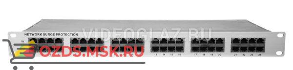 OSNOVO SP-IP161000 Грозозащита цепей управления и IP-сетей