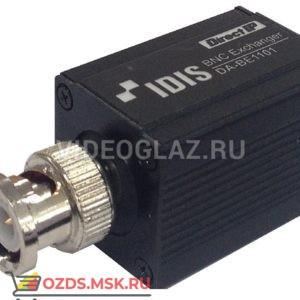 IDIS DA-BE1101 Передача ip-видеосигнала по двухпроводной кабельной линии