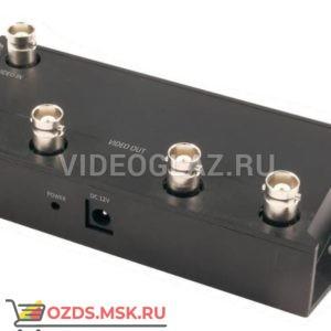 OSNOVO D-H104: Разветвитель видеосигнала