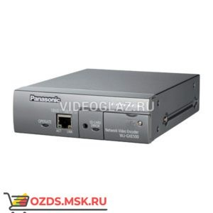 Panasonic WJ-GXE500E: IP-видеосервер