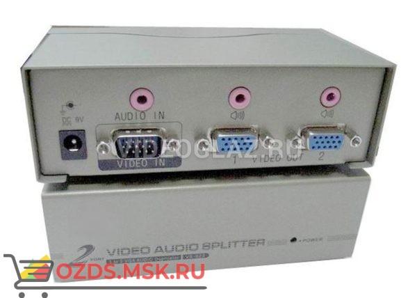 OSNOVO D-VA102: Разветвитель видеосигнала