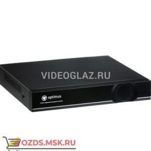 Optimus NVR-5321: IP Видеорегистратор (NVR)