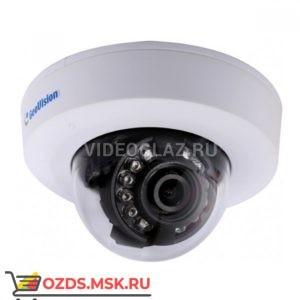 Geovision GV-EFD2100-2F: Купольная IP-камера