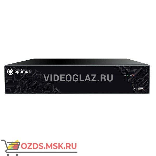 Optimus NVR-8328: IP Видеорегистратор (NVR)