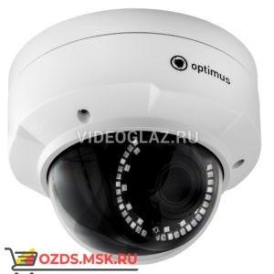 Optimus IP-P043.0(2.8-12)D: Купольная IP-камера
