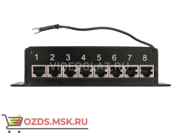 OSNOVO SP-IP81000(ver2) Грозозащита цепей управления и IP-сетей