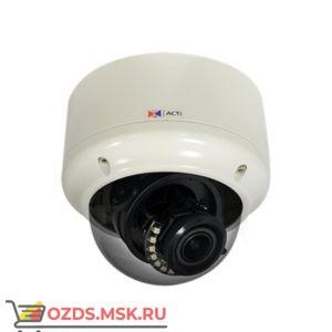 ACTi A83: Купольная IP-камера