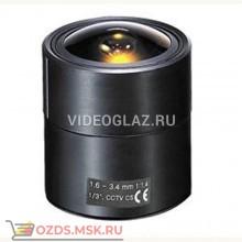 MicroDigital MDL-1634D Вариофокальный объектив