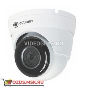 Optimus P042.1(2.8)MD_v.1: Купольная IP-камера