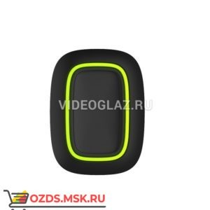 Ajax Button (black) Охранная GSM система Ajax