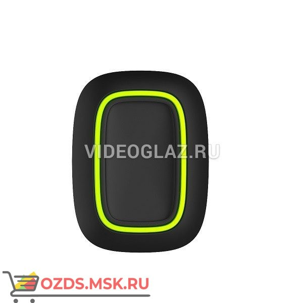 Ajax Button (black) Охранная GSM система Ajax