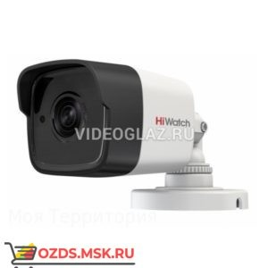 HiWatch DS-T500 (B) (6 mm): Видеокамера AHDTVICVICVBS