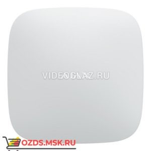 Ajax Hub Plus (white) Охранная GSM система Ajax