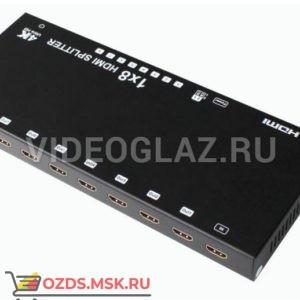 OSNOVO D-Hi1081: Разветвитель видеосигнала