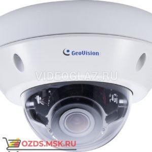 Geovision GV-VD4712: Купольная IP-камера
