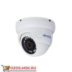 Amatek AC-HDV203SS(2,8): Видеокамера AHDTVICVICVBS
