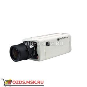 Optimus IP-P123.0(CS)D: IP-камера стандартного дизайна