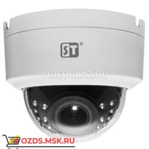 Space Technology ST-191 IP HOME POE H.265 (2,8-12mm): Купольная IP-камера