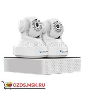 VStarcam NVR C37 KIT Готовый комплект видеонаблюдения