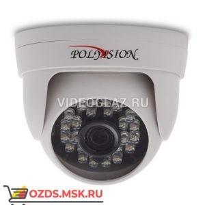Polyvision PD1-IP1-B2.8 v.2.0.2: Купольная IP-камера