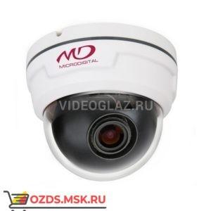 MicroDigital MDC-H7290VSL Купольная HD-SDI камера