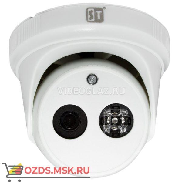 Space Technology ST-171 M IP HOME POE H.265, (объектив 3,6mm): Купольная IP-камера