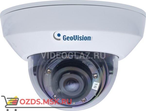 Geovision GV-MFD2700-6F: Купольная IP-камера
