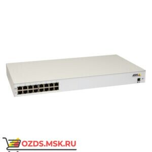 AXIS PoE Midspan 8-port (5012-002): Инжектор POE