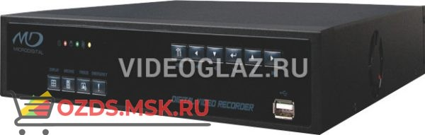 MicroDigital MDR-16690 Видеорегистратор 16 каналов