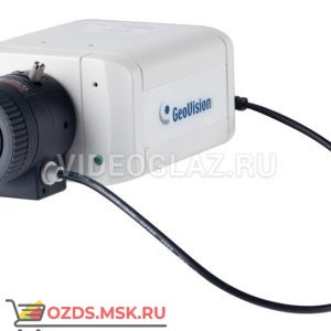 Geovision GV-BX2700-3V: IP-камера стандартного дизайна