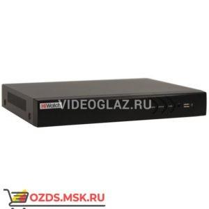 HiWatch DS-H208QP: Видеорегистратор гибридный