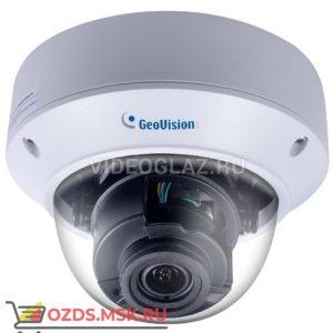 Geovision GV-AVD2700: Купольная IP-камера