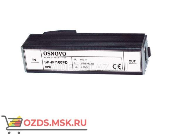 OSNOVO SP-IP100PD Грозозащита цепей управления и IP-сетей