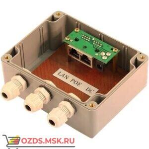 OSNOVO Midspan-1PW: Инжектор POE