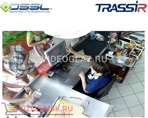 TRASSIR Shelf Detector (1 канал видео) Интеллектуальный модуль