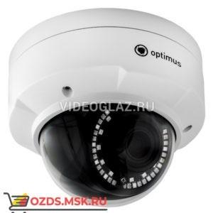 Optimus IP-P042.1(4x)D_v.1: Купольная IP-камера