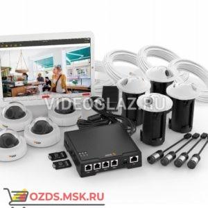 AXIS F34 SURVEILLANCE SYSTEM (0779-002) Готовый комплект видеонаблюдения