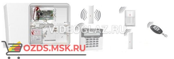Satel VERSA-5-ABAX KIT: Комплект беспроводной GSM-сигнализации