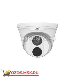 Uniview IPC3612LR-MLP40-RU: Купольная IP-камера