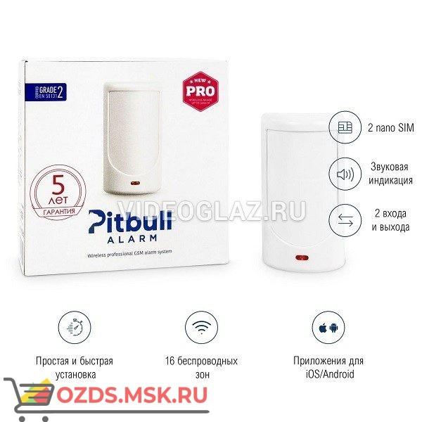 ELDES Pitbull Alarm(PRO): Комплект беспроводной GSM-сигнализации