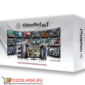 VideoNet SM-Channel-Light: Компонент системы VideoNet 9