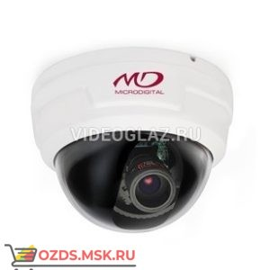 MicroDigital MDC-L7290VSL: Купольная IP-камера