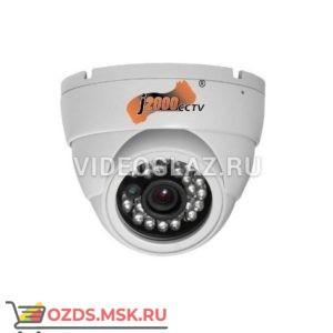 J2000-A13Dmi20(3,6)W: Видеокамера AHDTVICVICVBS