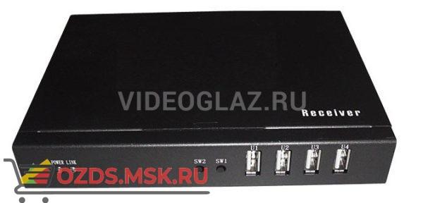 OSNOVO RLN-VHi: Передатчик видеосигнала по витой паре