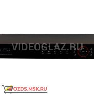 Optimus NVR-2322: IP Видеорегистратор (NVR)