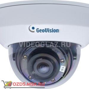 Geovision GV-MFD2700-2F: Купольная IP-камера