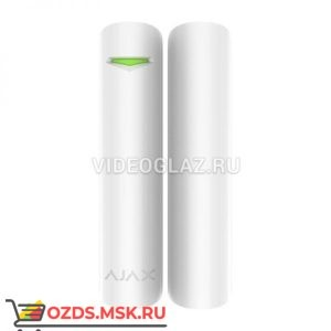 Ajax DoorProtect Plus (white) Охранная GSM система Ajax
